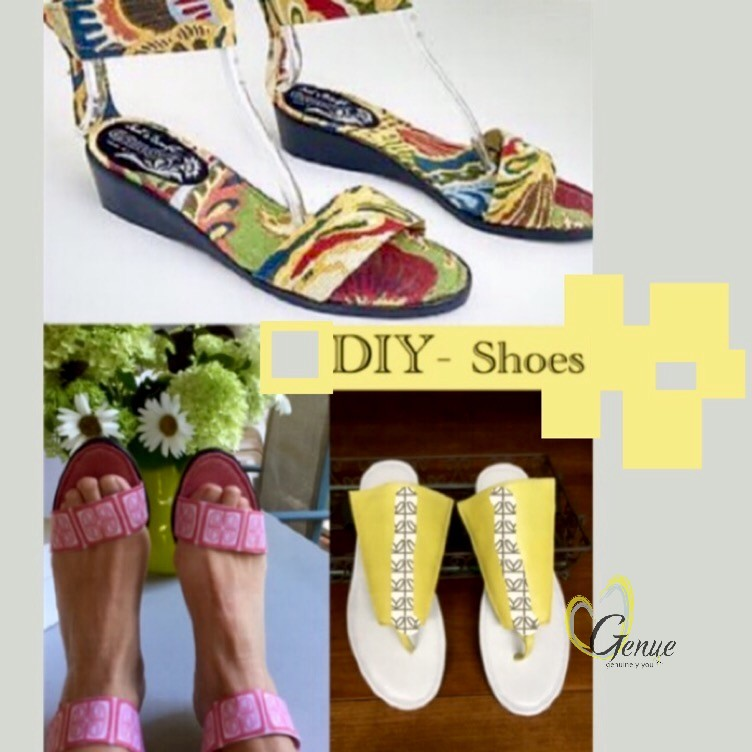 DIY SHOE BLOG