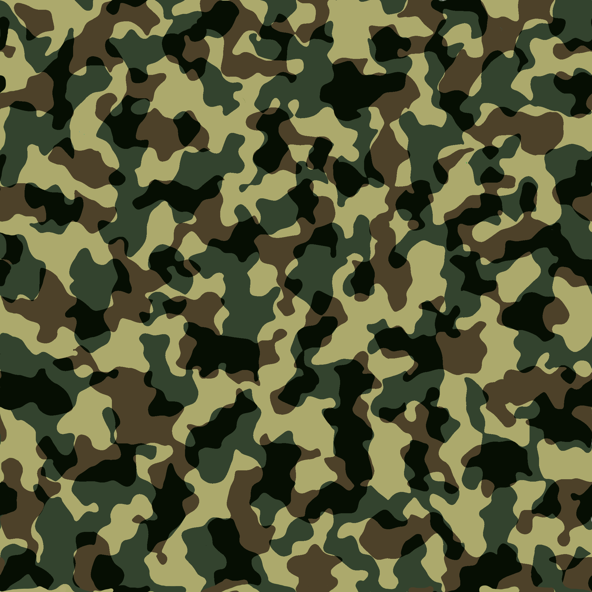 Military Chic: Camouflage - Genue Inc.Genue Inc.