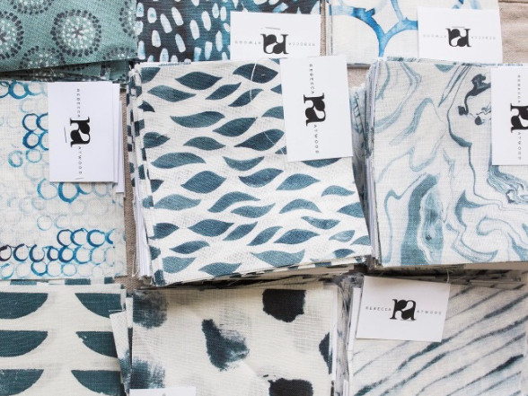 Rebecca Atwood Fabric Samples