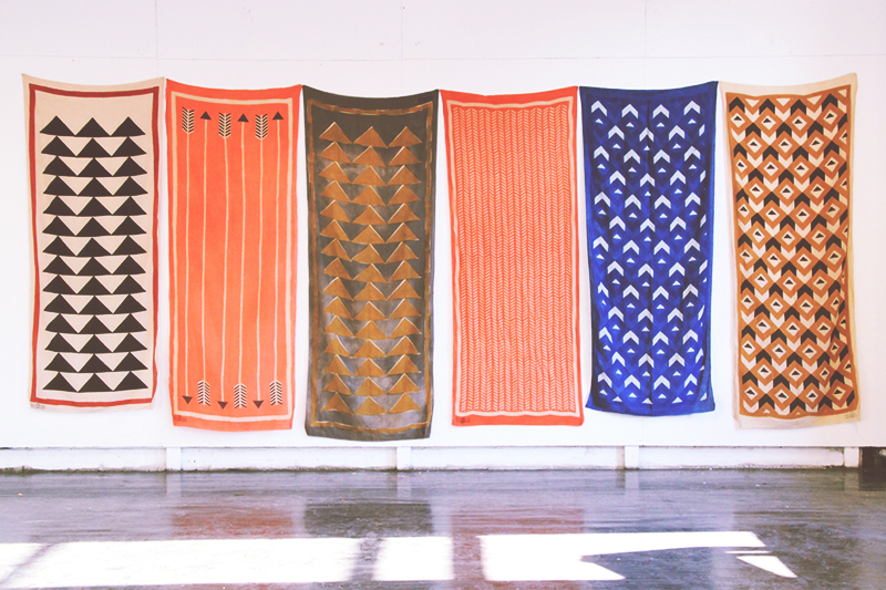 block shop textiles scarves